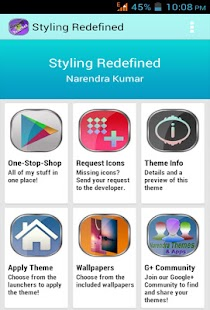 Styling Redefined- screenshot thumbnail
