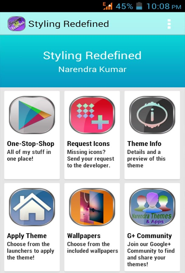 Styling Redefined- screenshot