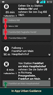 NAVIGON Europe - screenshot thumbnail