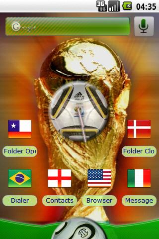 FIFA World Cup Theme - screenshot