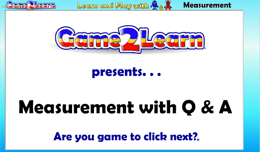 Measurement with Q A