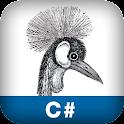 C# 3.0 Pocket Reference logo