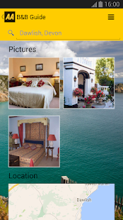 2014 AA Bed & Breakfast Guide - screenshot thumbnail