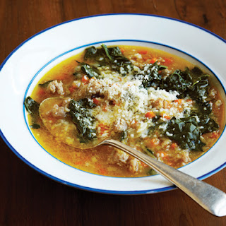 Michael Romano's Secret-Ingredient Soup