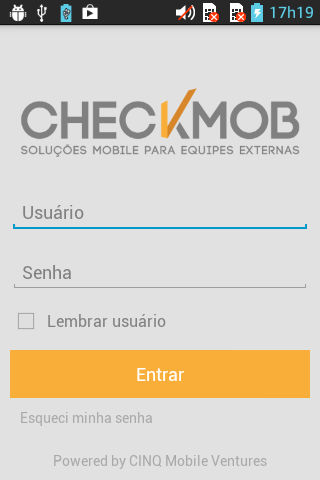 CheckMob - Field Service