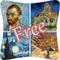 Touch of Van Gogh - free icon