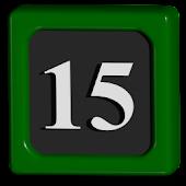 Fifteen Tiles