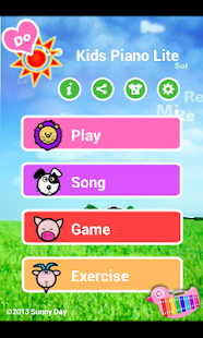 Kids Piano Lite - screenshot thumbnail