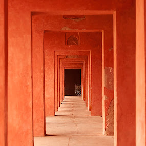 Ochre perspective by Marco Parenti - Buildings & Architecture Other Exteriors ( minimalism, architectural )