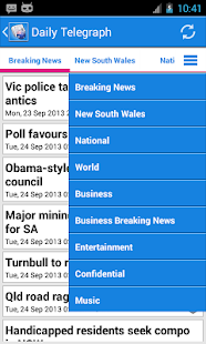 Australia News- screenshot thumbnail