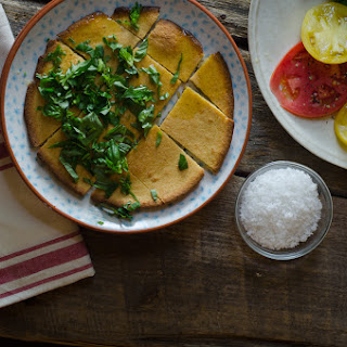Socca (Simple, Gluten-free Chickpea Flatbread