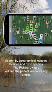 Fishing UK - Carp Coarse Fly - screenshot thumbnail