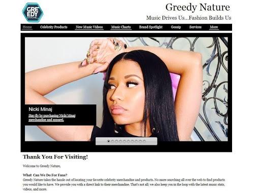 Greedy Nature