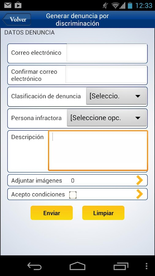 CERMI Denuncia Discriminación- screenshot