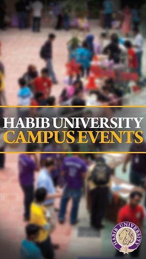 Habib University Events
