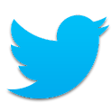 Twitter for Google TV logo