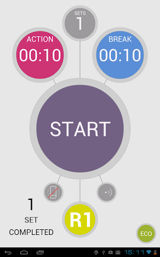 R1 Workout Timer Lite