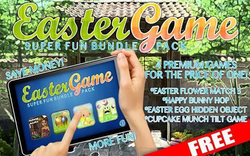 FREE Easter Game Bundle 4 Pack