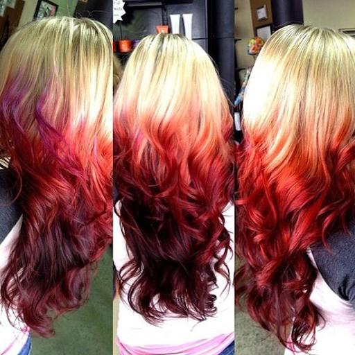 头发颜色思路2015年