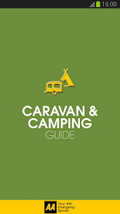 2013 AA Caravan&Camping Guide - screenshot thumbnail