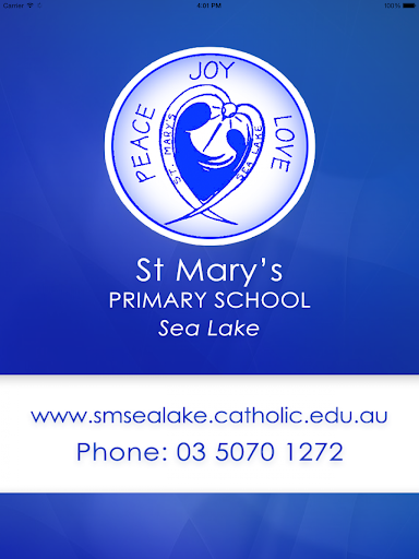 St Mary's Primary S Sea Lake