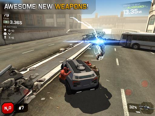 Zombie Highway 2  screenshots 9