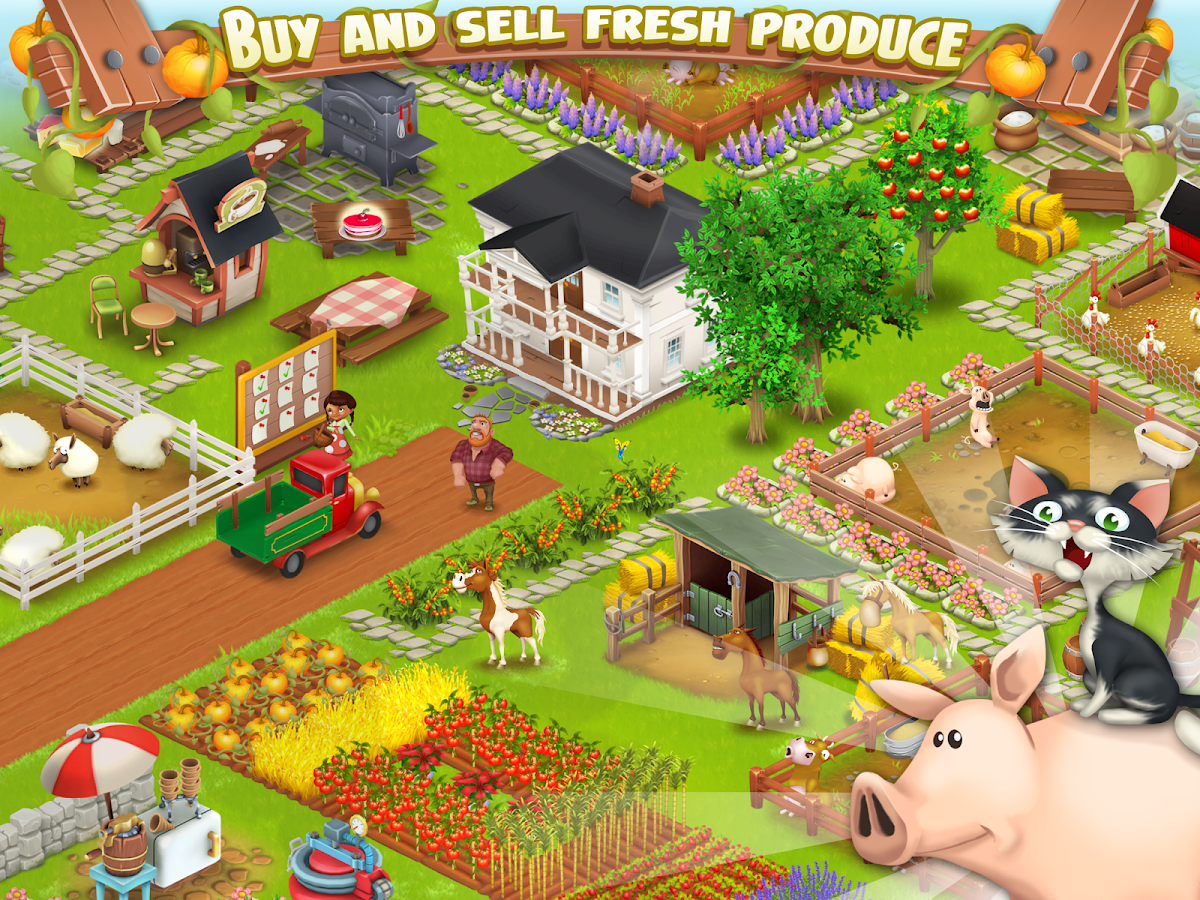 Hay Day - screenshot