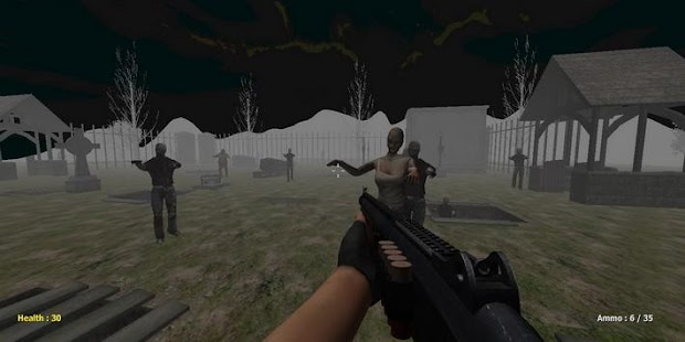 Z Day Shootout- screenshot thumbnail
