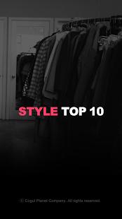 스타일탑텐 -쇼핑몰인기순위/여성쇼핑몰/남자쇼핑몰 모음 - screenshot thumbnail