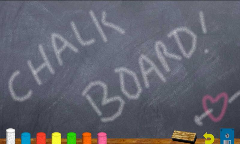Chalk Board- screenshot