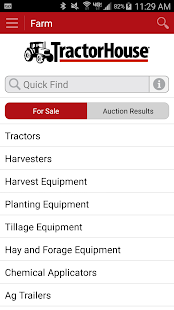 TractorHouse- screenshot thumbnail