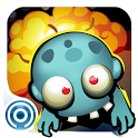 Bomber vs Zombies icon