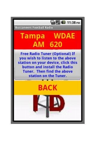 免費運動App|Tampa Bay Football Radio|阿達玩APP