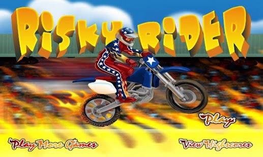 Risky Rider - Stunt Biker