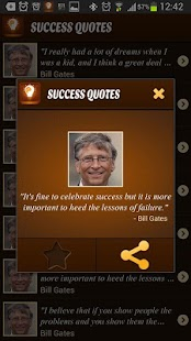 Success Quotes - screenshot thumbnail