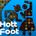 Hott Foot! Events icon