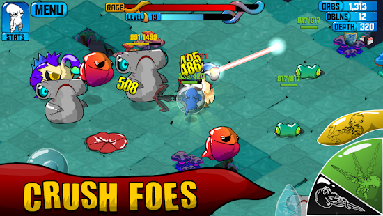 Quadropus Rampage Screenshot 14
