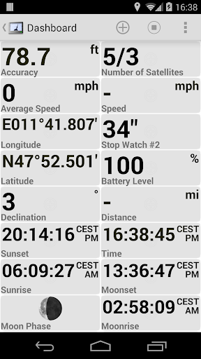 GPS Essentials 4.4.25 screenshots 6