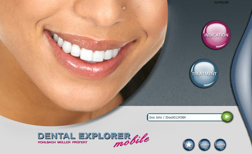 DENTAL EXPLORER mobile