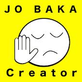 Jo Baka Creator