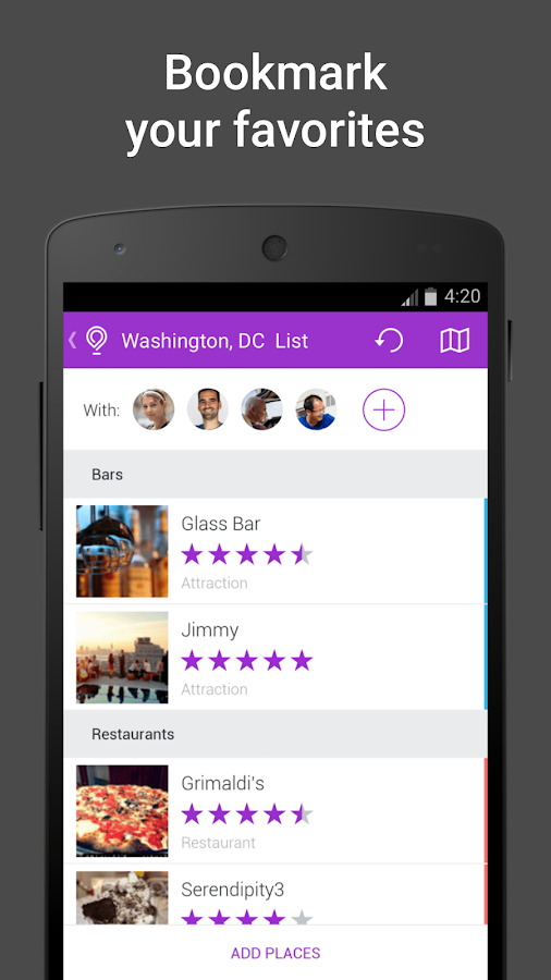 Washington D.C. City Guide - screenshot