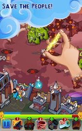 Zeus Defense Screenshot 2
