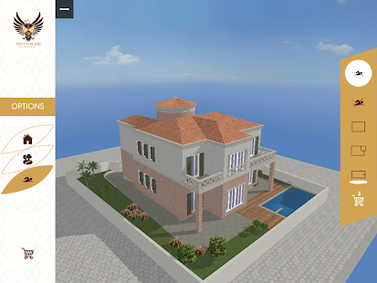 Falcon Island Homebuilder- screenshot thumbnail