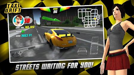 Taxi Drift 1.0 screenshot 43655