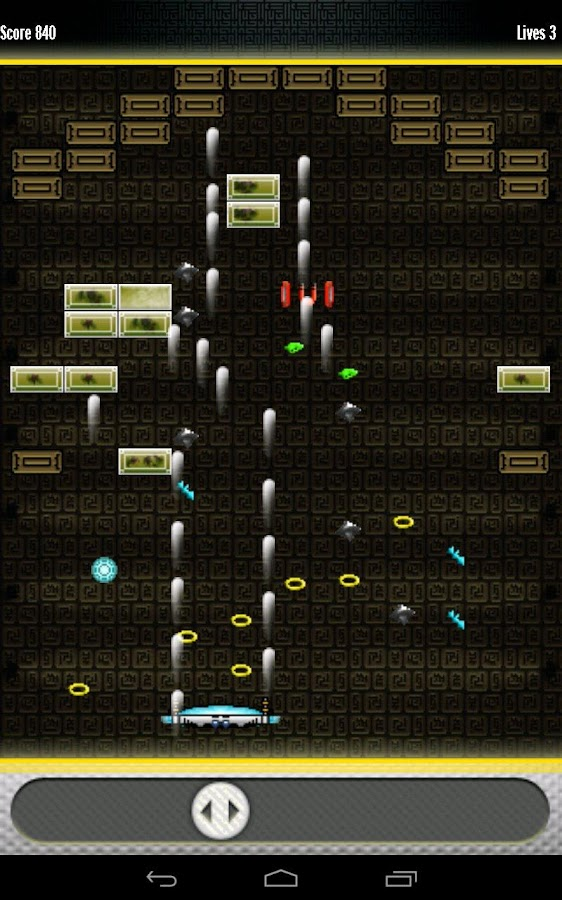 Dagazehwas: Brick Basher- screenshot