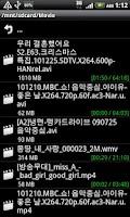 Screenshot of iMPlayer (plz down iMPlayer+)