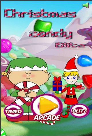 Christmas Candy Blitz