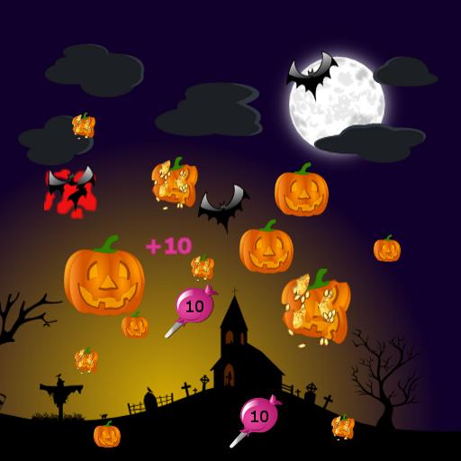 Pumpkin Smash'n LOGO-APP點子