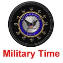 Military Time icon