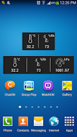 Screenshot of Thermometer Plus